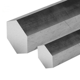 6A02 T6 Extruded Aluminum Bar Hexagonal For Aerospace Use