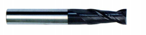 HRC 45 deg Tungsten Steel 2 Flute Square End Mills