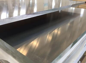5083 H116/H321 aluminum alloy plate for aerospace application